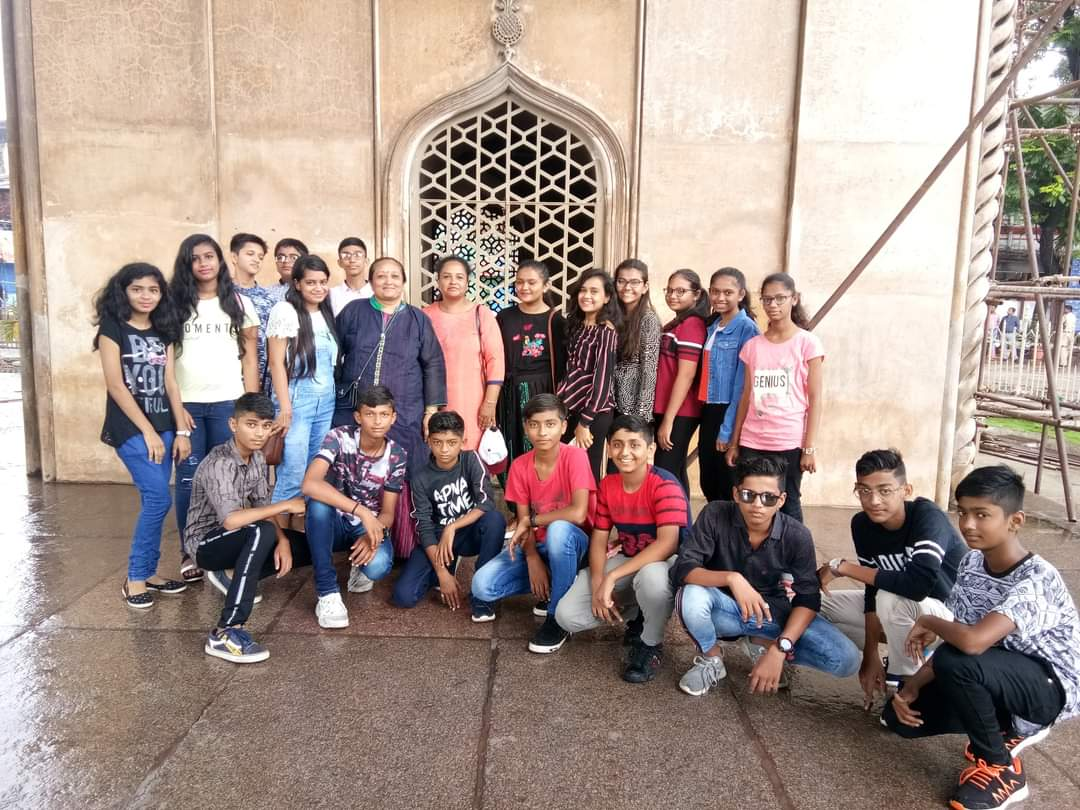 Glimpses of Excursion (Secondary and Higher Secondary)
