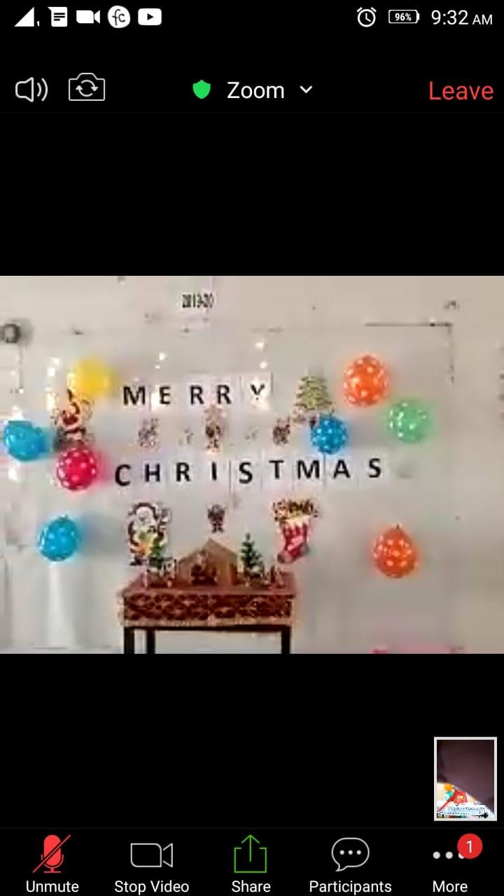 Christmas Celebration 🎄🎄 2020
