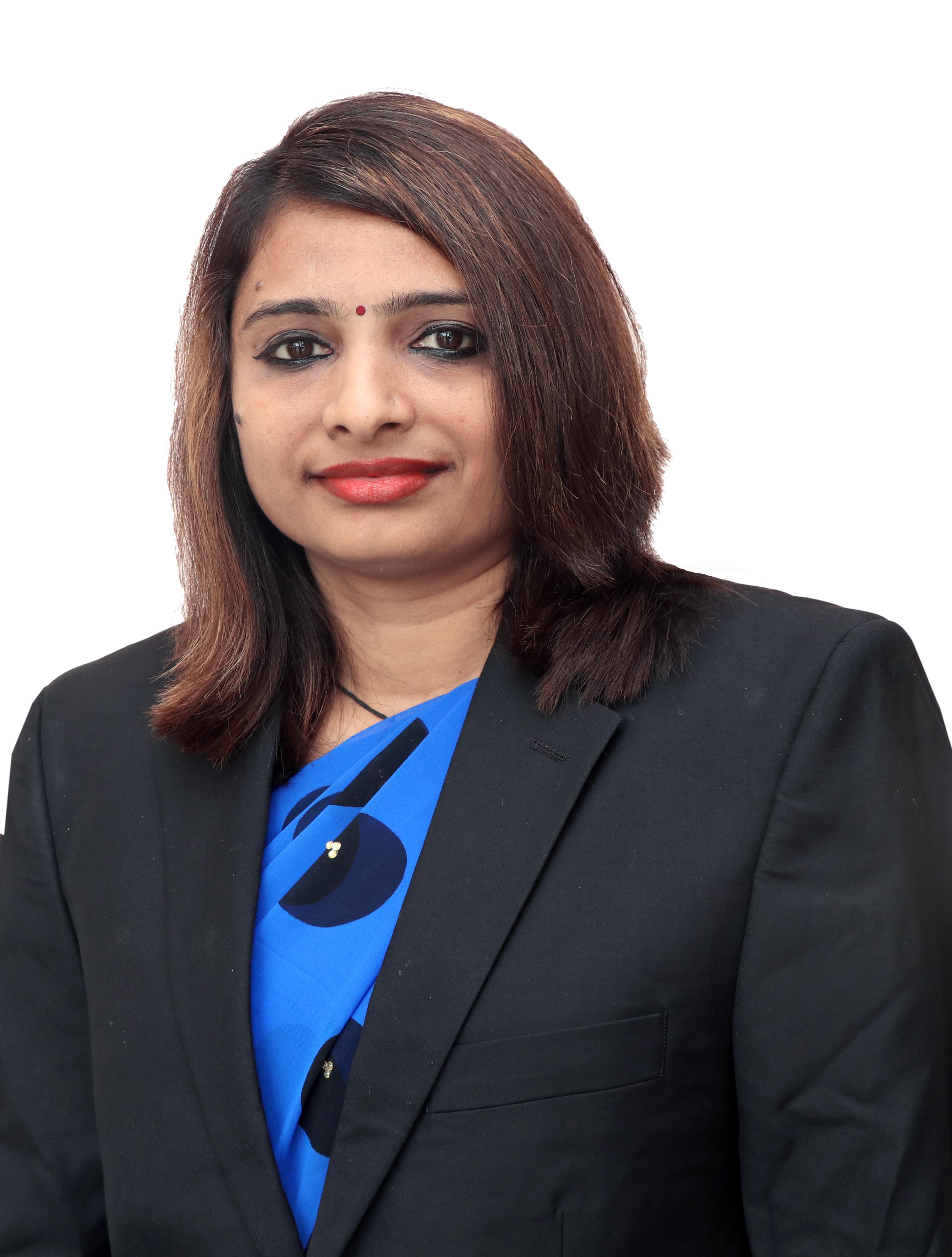 MRS. NISHA BHADRESH DESAI